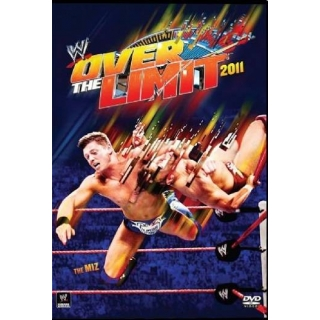 WWE Over The Limit 2011 DVD