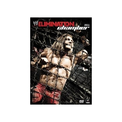 WWE Elimination Chamber 2011 DVD