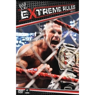 WWE Extreme Rules 2011 DVD