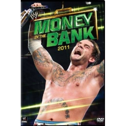 WWE Money In The Bank 2011 DVD