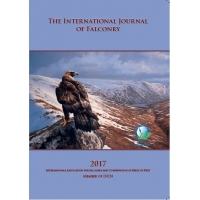 2017 ed. of The International Journal of Falconry