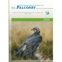 2018 ed. of The International Journal of Falconry