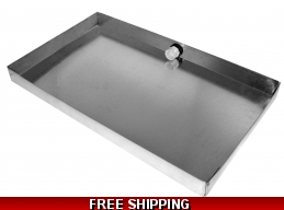 Drain Pans for Air Handlers