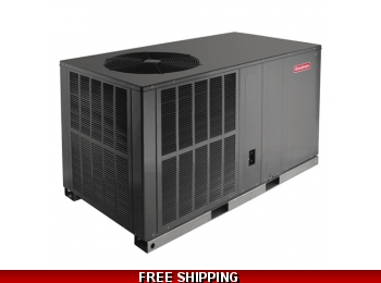 2 Ton 14.5 SEER Package Unit Heat Pump Air Conditioner by Goodman