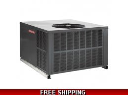 3 Ton 16 SEER Package Unit AC with 80K Gas Pack by Goodman