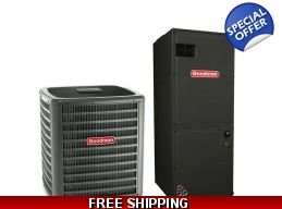 3 Ton 14 SEER Heat Pump and Air Conditioning Sys..