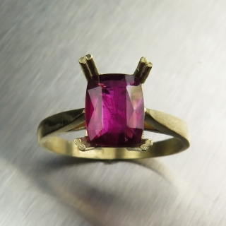1.20ct Natural Pink red..