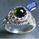 1.70cts Natural Olive Green tourmaline..