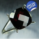 5.20ct Natural Garnet Spessartines Dar..