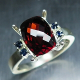 4.80ct Natural Garnet Spessartines Dar..
