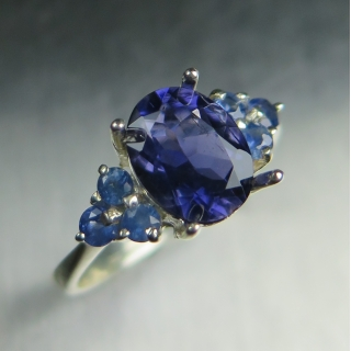 1.50ct Natural Purple b..
