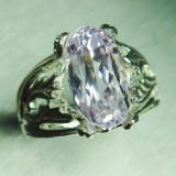 7.55ct Natural pink Kunzite & alexandr..