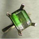 3.8ct Natural Watermelon tourmaline 9c..