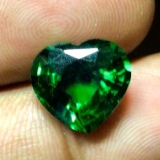 Certified 5.62cts Natural Tsavorite Ga..