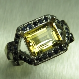 1.95ct Natural Yellow Heliodor Beryl S..