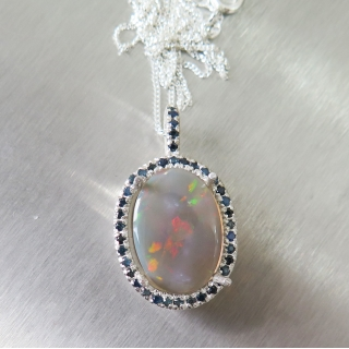 2.25ct Natural Australian Jelly Opal S..