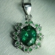 4.2ct Natural Green tourmaline &ts..