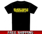 Black Eagle T Shirt BASIC