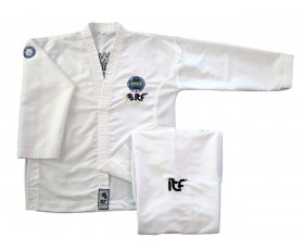 Mightyfist Matrix Color Belt Dobok