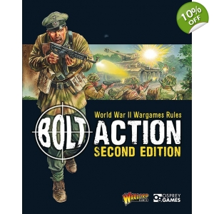 Bolt Action Rulebook Se..