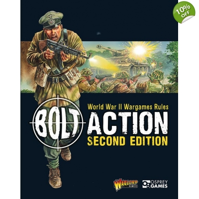 Bolt Action Rulebook Second Edition