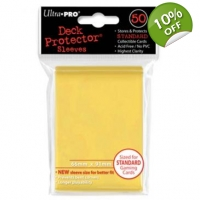 Ultra Pro Deck Protector Sleeves - Yel..
