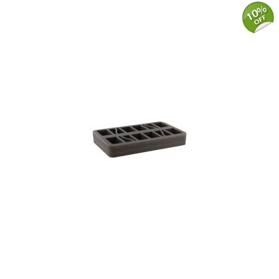 FOW 8 Tank Style Bases Foam Tray