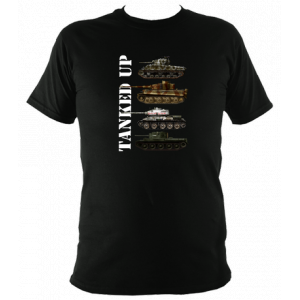 Tanked Up T Shirt