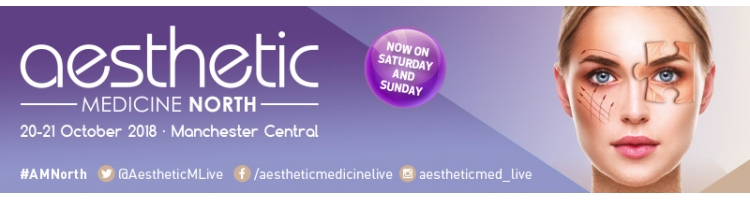 Aesthetic Medicine North - 20-21 October 2018 - Manchester Central