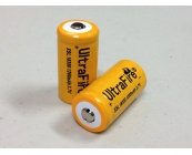 Ultrafire 18350 Rechargeable Batteries- Yellow L..