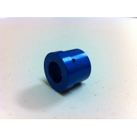 Blue Anodized Aluminum Heat Sink