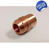 Extended and Tapered Copper Heat Sink