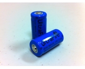 Ultrafire RCR123A Rechargeable Batteries