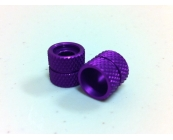 Extended Length Focusing Ring - Violet Anodized