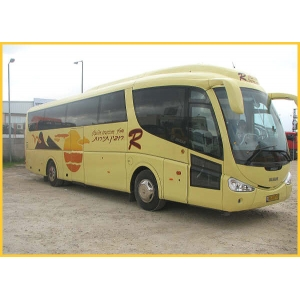Transfer from Uvda Airport to Eilat Hotels