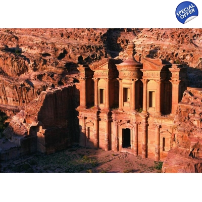 Petra one day tour from Amman title=