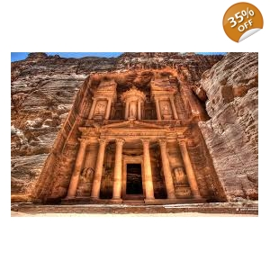 Petra one day tour from Eilat 24 hours Deal