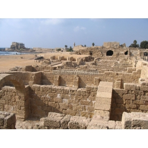 Caesarea, Acre and Gola..