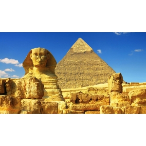 Cairo 1day with transfer from Eilat and flights from Sharam