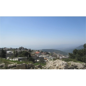 Safed, Tiberias, and Mt. Meron one day