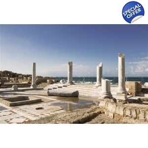 Caesarea, Acre, and Haifa 1 day tour