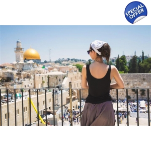 Jerusalem 1 day tour from Sharm Egypt