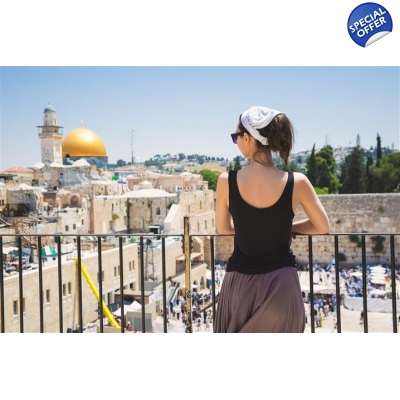 Jerusalem 1 day tour from Sharm Egypt title=