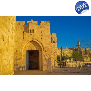 Jerusalem 1 day tour fr..