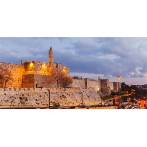 Jerusalem, Bethlehem, Masada, and the Dead Sea 2 days