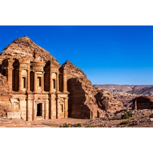 Jerusalem, Bethlehem, Petra 2 days with flights
