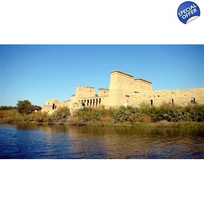 Nile Cruise 4 days with flight from Cairo title=