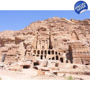 Petra  from Jerusalem 1 day by flight