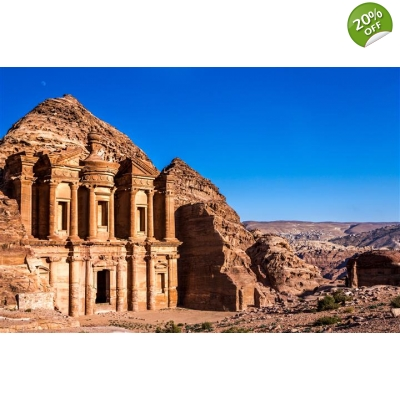 Petra - Wadi Rum - Dead Sea 4 days title=