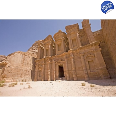 Petra & Wadi Ram 2 day tour from Tel-Aviv title=